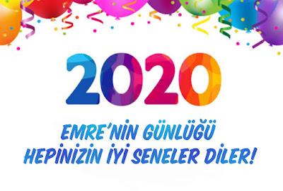 Mutlu Yıllar! 2020