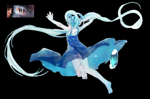 Render Vocaloid by rkyu