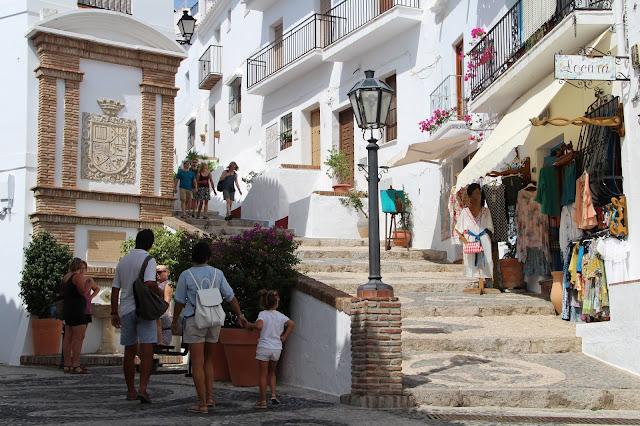 ROAD TRIP ANDALUZIA EST || DAY 2 - Frigiliana e Almería