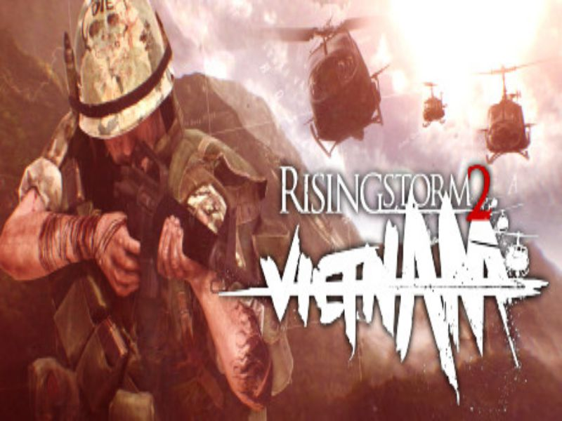 Download Rising Storm 2 Vietnam Game PC Free