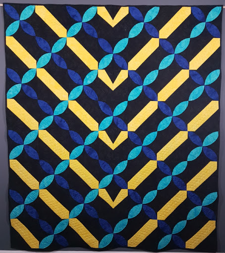 Intersections Quilt Pattern
