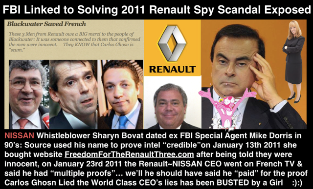 "Remember the Renault Spy Scandal? Carlos Ghosn said he had ""Multiple Proofs"""