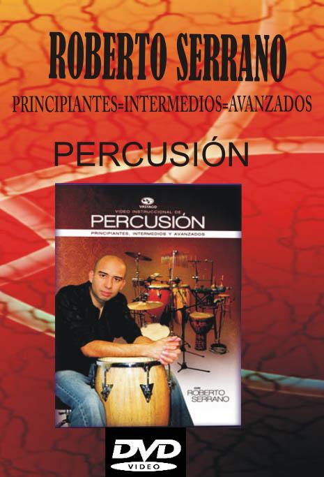 ROBERTO SERRANO VIDEO INSTRUCCIONAL DE PERCUSIN DVD DESCARGAR