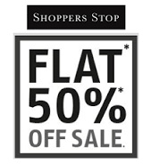 20% off on minimum purchase of Rs.2500 @ ShoppersStop