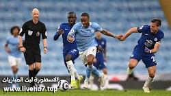 مباراة النهائي بين مانشستر سيتي وتشيلسي في دوري أبطال أوروبا وتعرف ايضا علي التشكيلة