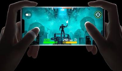 main game di Huawei Mate 30 Pro