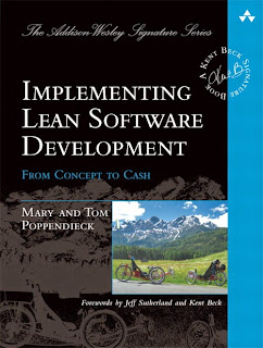 How to write Lean Software, book for Tech Lead