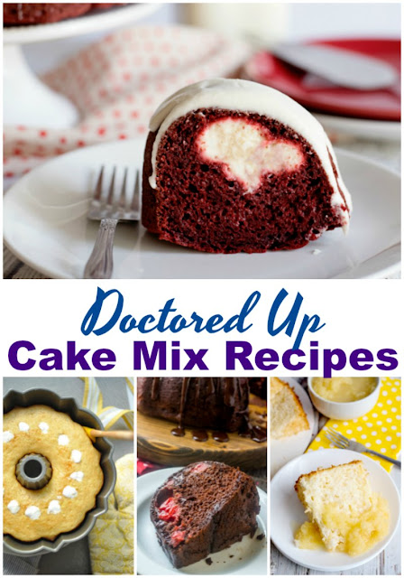 Sometimes baking from scratch just isn't in the cards,  but that doesn't mean you can have delicious home baked treats. These recipes start with a cake mix but are doctored up to make them extra good!