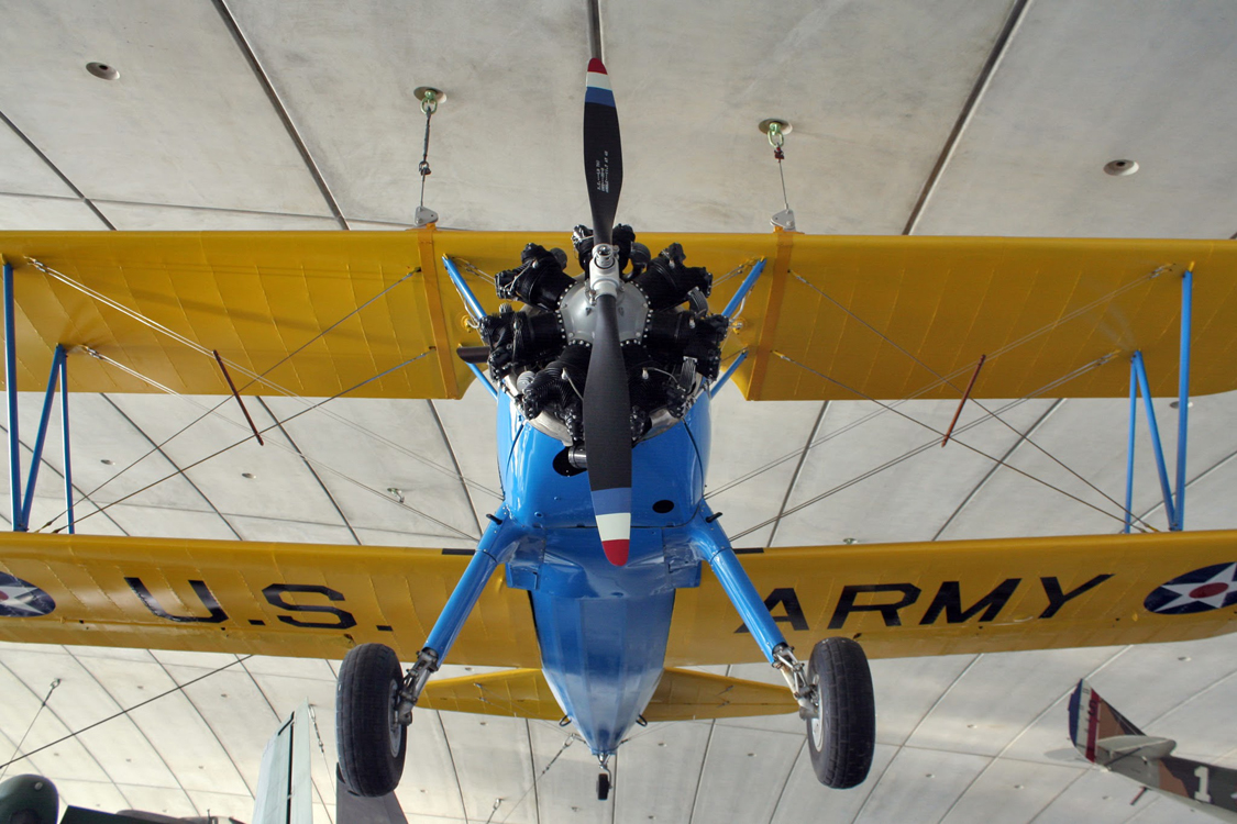 Duxford Airshow September 14th 2014 - Boeing Stearman