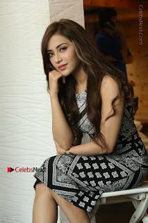 Telugu Actress Angela Krislinzki Latest Pos in Short Dress  0094.JPG