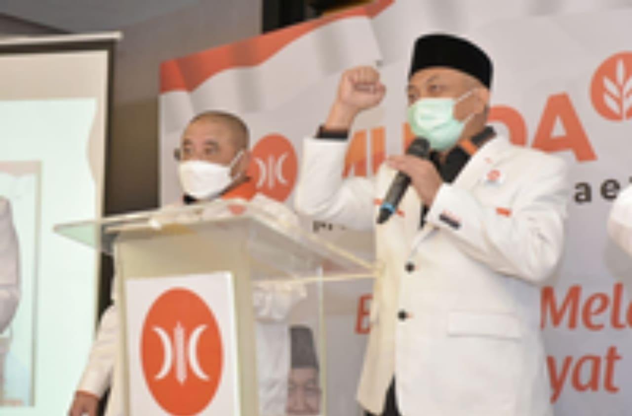 Aksi Nyata, Fraksi PKS Kompak Potong Gaji Untuk Bantu Korban Bencana