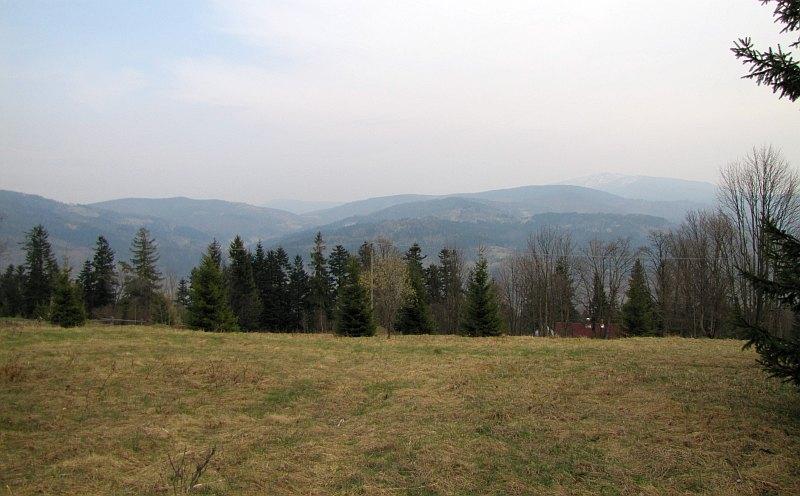 Panorama z Łoska