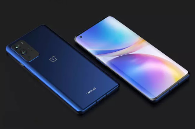 OnePlus 9 New Display Refresh Rate And Battery to Compete With Samsung Galaxy S21 Ultra