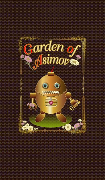 Garden of Asimov