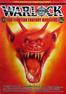 Warlock Magazine