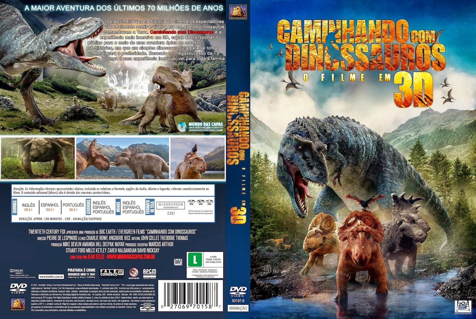 caminhando com dinossauros