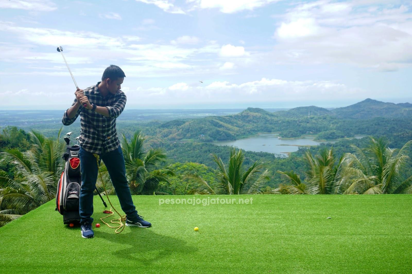 Spot Golf Pule payung
