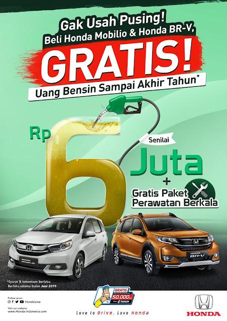 Promo Honda Indonesia