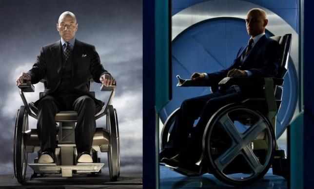 Perbandingan Tampilan Mutan X-Men