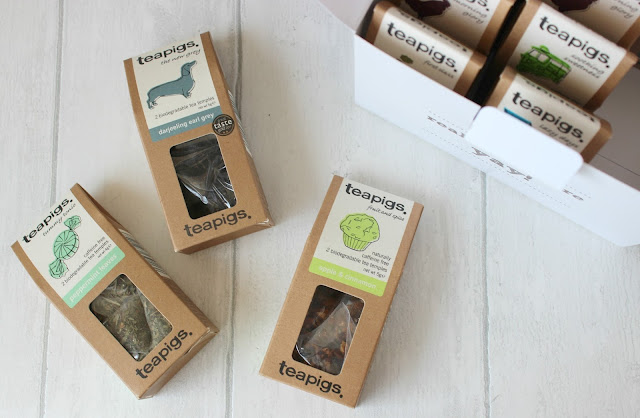 Teapigs Pick n' Mix Sample Pack Review