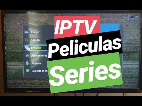 App android iptv Muvi para ver canales, peliculas y series