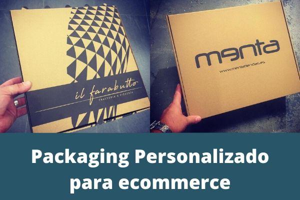 packaging personalizado para ecommerce