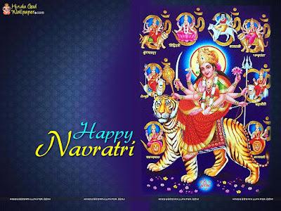 Navratri Durga Ji Wallpaper