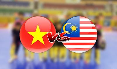 Live Streaming Vietnam vs Malaysia Kejohanan AFF Futsal 23.10.2019