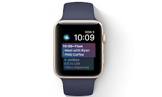watchOS 4 Features