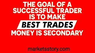 Successful Trader and Investor Follow Stock Market