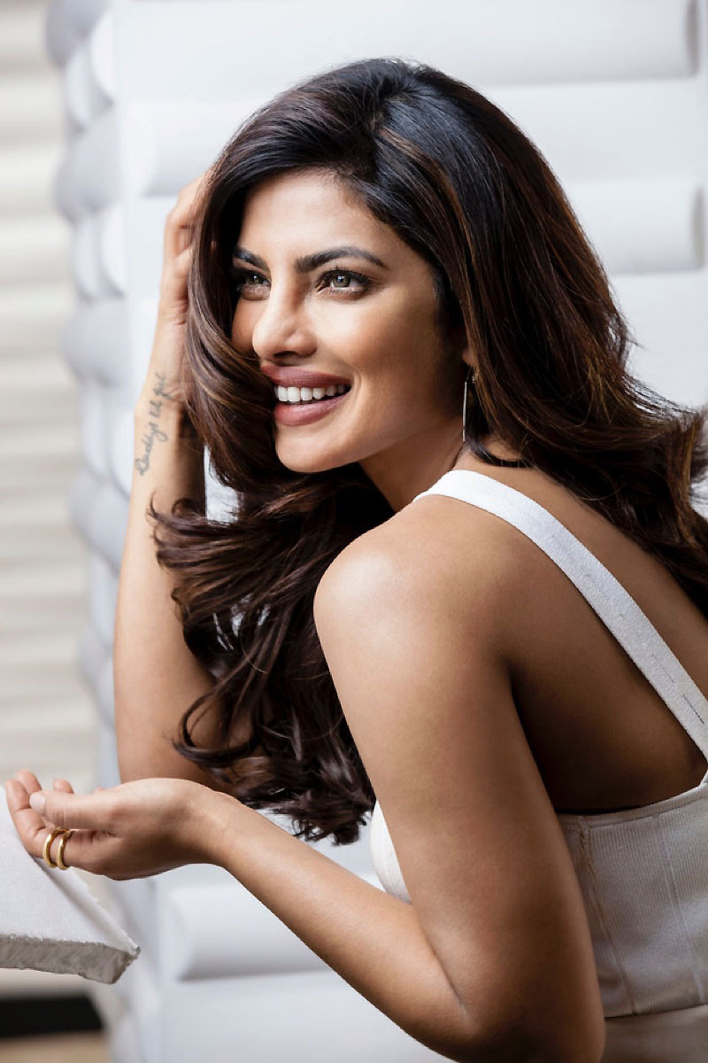 Priyanka Chopra named Pantene's new global brand ambassador