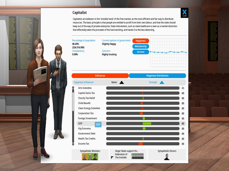 Download Democracy 4 Free Full Game For PC
