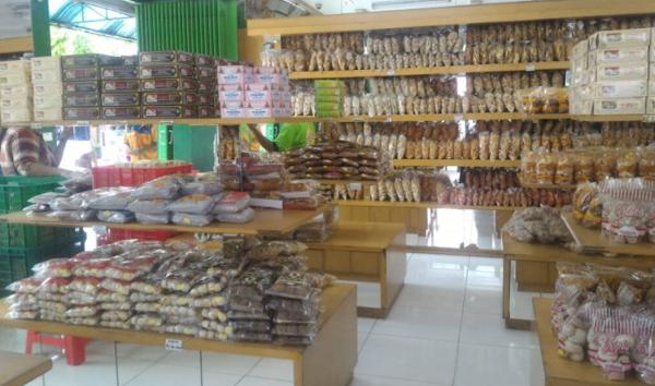Pusat Oleh-oleh Khas Madura di Toko Nusa Indah Bangkalan