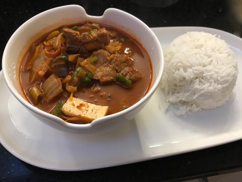 [Kulinarische Weltreise] Kimchi-Suppe