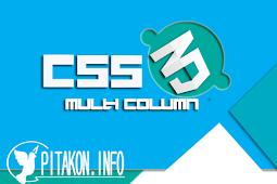Membuat Teks Multi Kolom Menggunakan CSS3