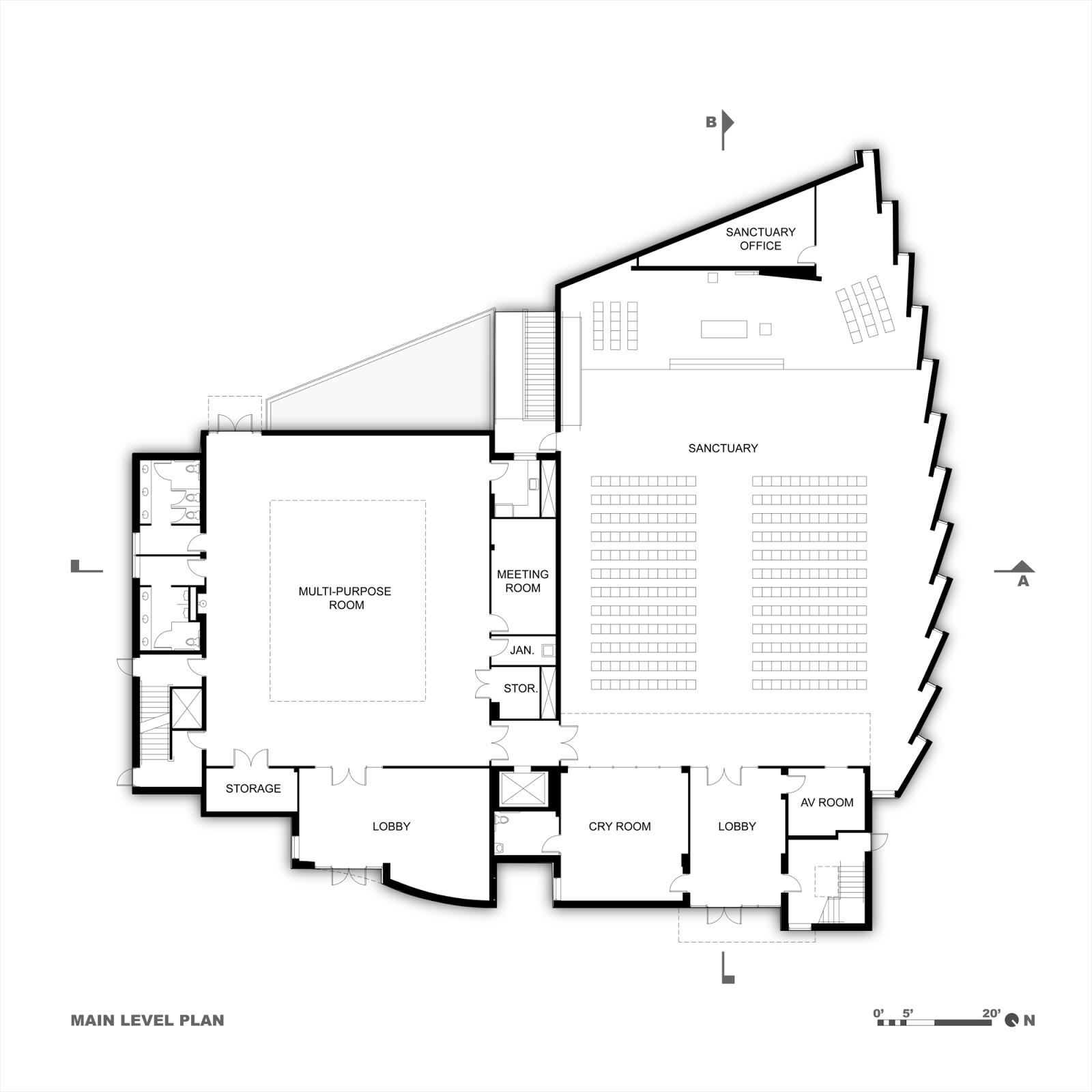 Architecture As Aesthetics Korean Presbyterian Church