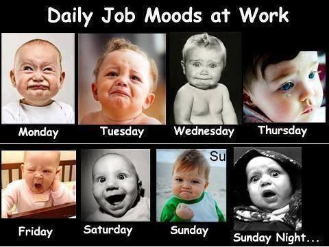 DailyJob Moods