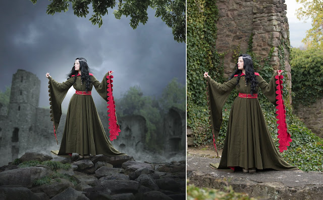 Queen Photo Manipulation Photo Edit Tutorial