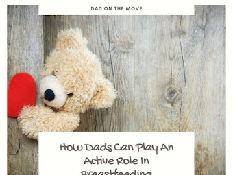 How Dads Can Play An Active Role In Breastfeeding
