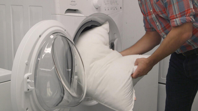 How To Clean A Pillow