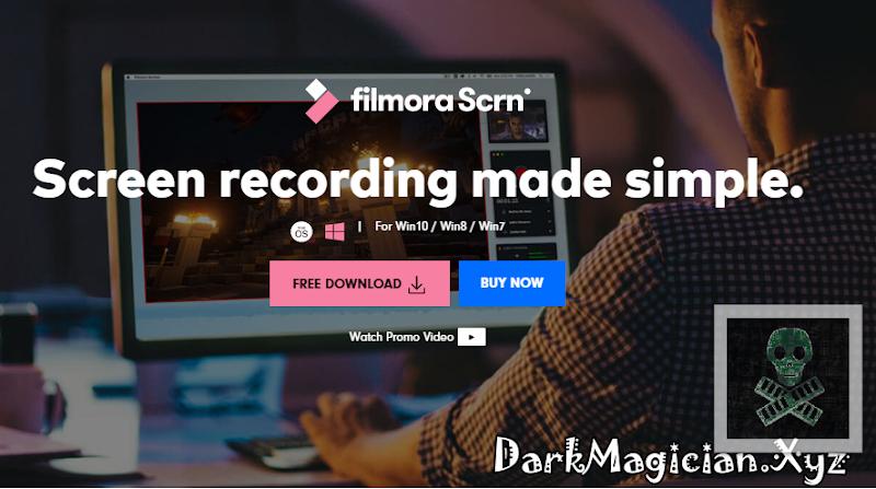 Filmora Scrn সফটওয়্যার ডাউনলোড করে নিন আপনার পিসির জন্য আর Screen Captur, Record, Edit করুন খুব সহজেই