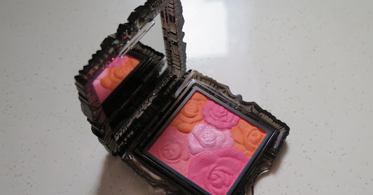 Review: Anna Sui Rose Cheek Color N in 301!