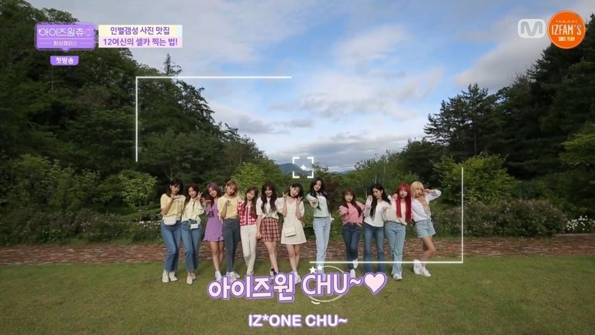 IZONE CHU S3 Episode 01 Sub Indo