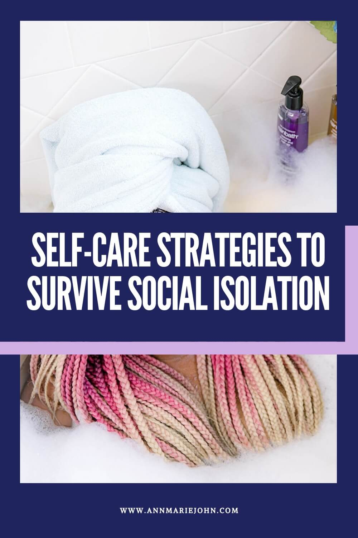 Self-Care Pinterest Image