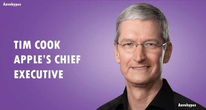 Info About the Chief Executive Officer of Apple (TIM COOK)