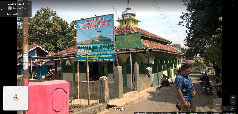 Masjid Al Hikmah Paguyungan