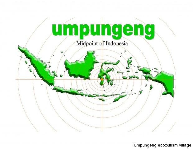 Titik Tengah Indonesia Berada Di Soppeng Rusman Lukas