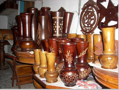 Seni rupa kriya kayu - berbagaireviews.com