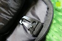 Haken in der Tasche: Greatlizard Außen multifunktionale Nylon taktische Tasche stark und dauerhaft im Freien Armee taktische Taschen (schwarz Python-Muster)