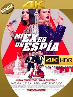 Mi Ex Es Un Espía(2018)4K REMUX 2160p UHD [HDR] Latino [GoogleDrive]